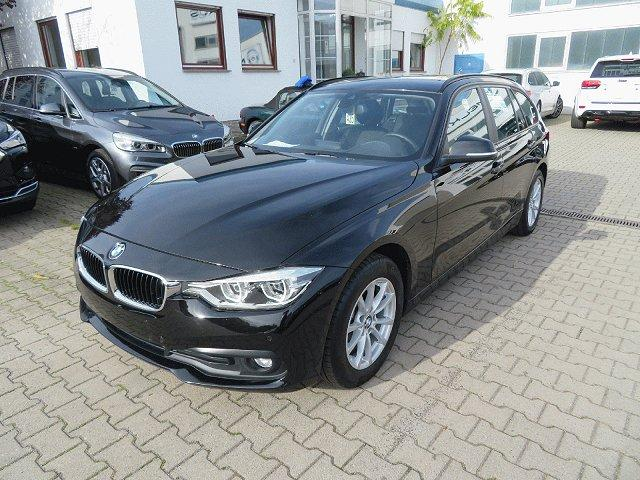 BMW 3er Touring - 318 d Advantage*KeyGo*Navi Prof*LED*