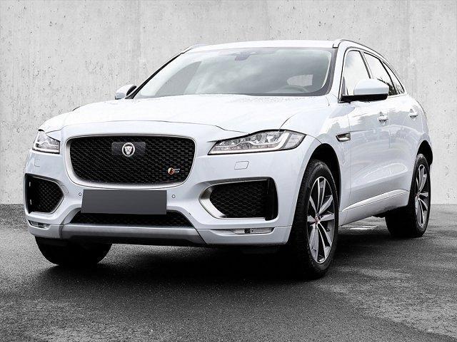 Jaguar F-Pace - S AWD el. Sitze Meridian Sound Allrad LED