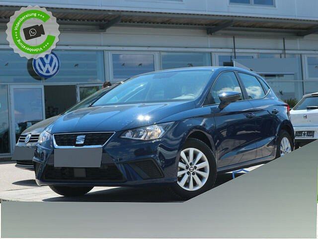 Seat Ibiza - 1.0 MPI STYLE NAVI+KAMERA+BLUETOOTH+SHZ+PD