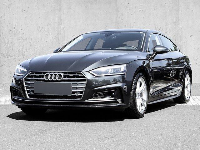 Audi A5 Sportback - Quattro Sport Automatik Navi S-Lin
