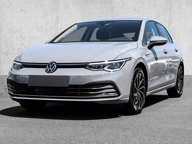 Volkswagen Golf - VIII 1.5 eTSI DSG Style Navi LED ergo ACC C