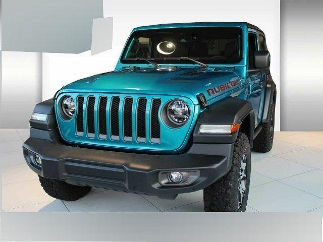 Jeep Wrangler - 2.2 CRDi AWD Automatik Rubicon