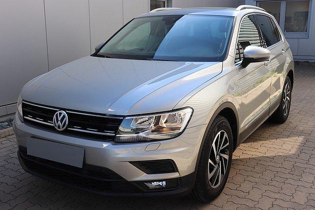 Volkswagen Tiguan - 2.0 TDI Join Navi,AHK,Pano,LM17