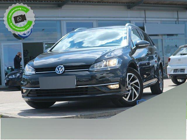 Volkswagen Golf Variant - VII 1.6 TDI SOUND AHK+NAVI+BLUETOOT