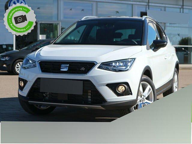 Seat Arona - 1.5 TSI DSG FR-LINE LED+NAVI+KAMERA+BLUETO