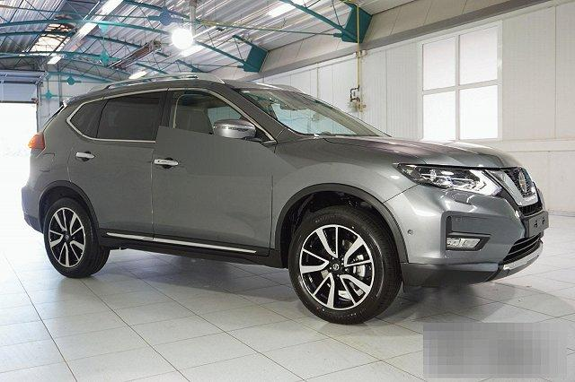 Nissan X-Trail - 1,3 DIG-T DCT AUTO. TEKNA 7-SITZE PANORAMA LM19