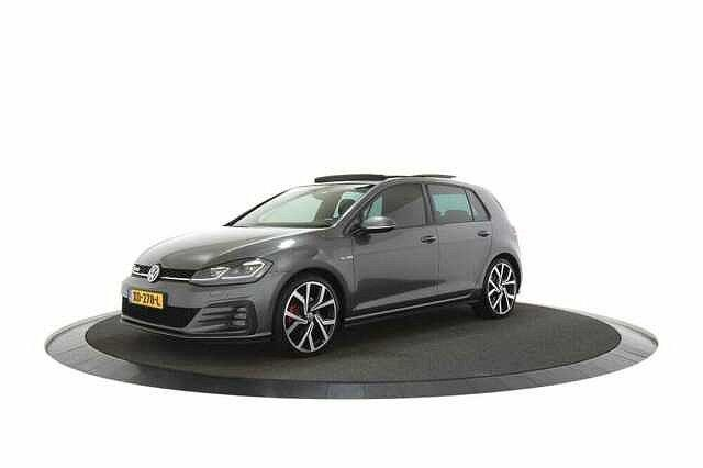 Volkswagen Golf - 2.0 TDI GTD Pano voll