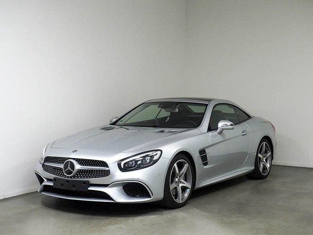 Mercedes-Benz SL-Klasse - SL 400 AMG Line Magic-Sky Distronic+ Comand H/K