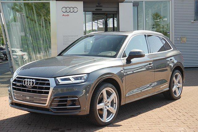 Audi Q5 - 3.0 TDI Q Tip Sport 2x S line Luft Matrix ACC K