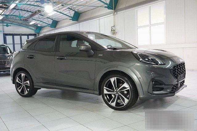 Ford Puma - 1,0 ECOBOOST HYBRID ST-LINE X DESIGN NAVI LED PANO COCKPIT BO