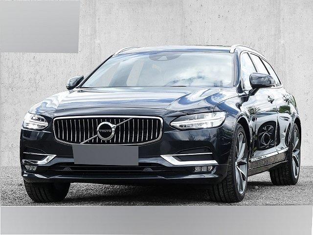 Volvo V90 - Kombi Inscription D4 EU6d-T Leder LED Navi StandHZG Dyn. Kurvenlicht e-Sitze Radar