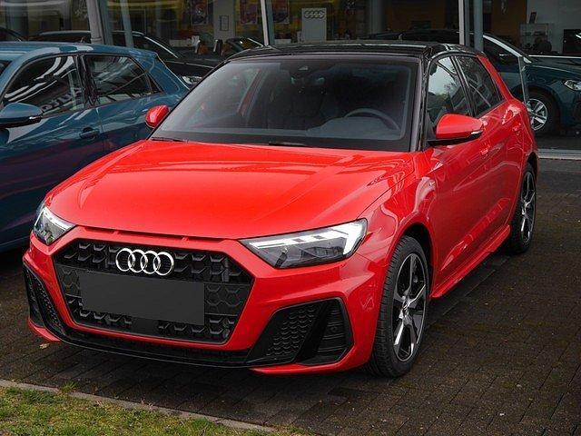 Audi A1 - Sportback 30 TFSI 2x S Line LED 17 Zoll Optik