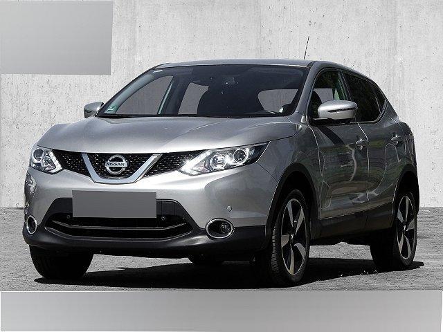 Nissan Qashqai - 1.6 DIG-T TEKNA+ Navi Leder Kamera