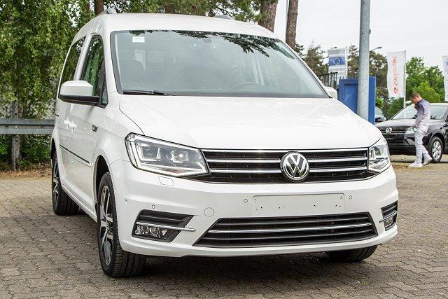 Volkswagen Caddy - Kombi HIGHLINE 2.0TDI DSG*+ACC+STANDHZ+XE*