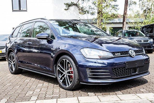 Volkswagen Golf Variant - Variant*GTD*2.0 TDI*DSG*RAPPELVOLL*UPE:52