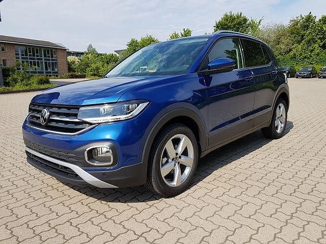 Volkswagen T-Cross - Style PDC*KAMERA*ACC*LED 1.0 TSI OPF DSG 81 kW ...