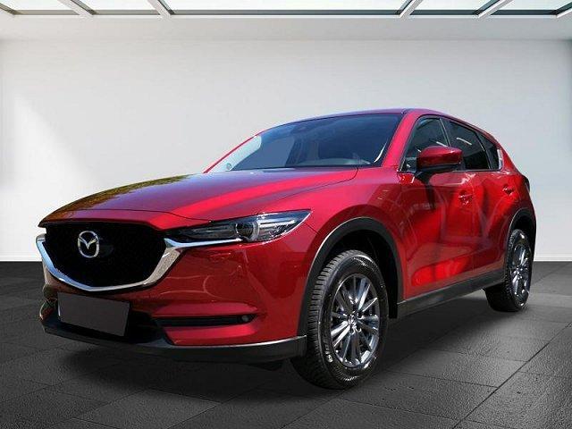Mazda CX-5 - Automatik LED DAB Navi Klimaauto. Sitzheizung