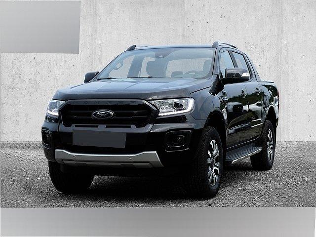 Ford Ranger - Wildtrak DoKa 2.0 213PS AT AHK ROLLO ACC