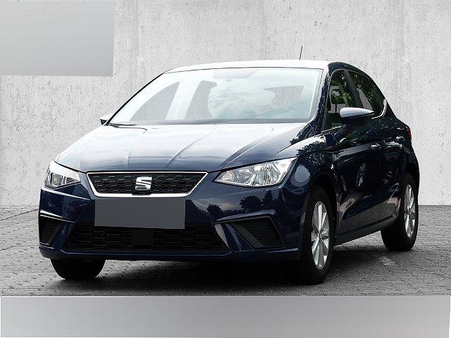 Seat Ibiza - 1.0 MPI Style Allwetterreifen LED-hinten LED-Tagfahrlicht Multif.Lenkrad RDC Klima