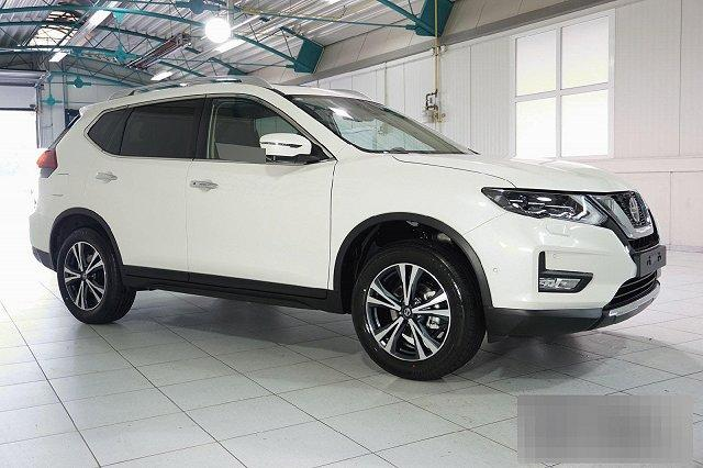 Nissan X-Trail - 1,3 DIG-T DCT AUTO. N-CONNECTA SAFETY PANORAMA