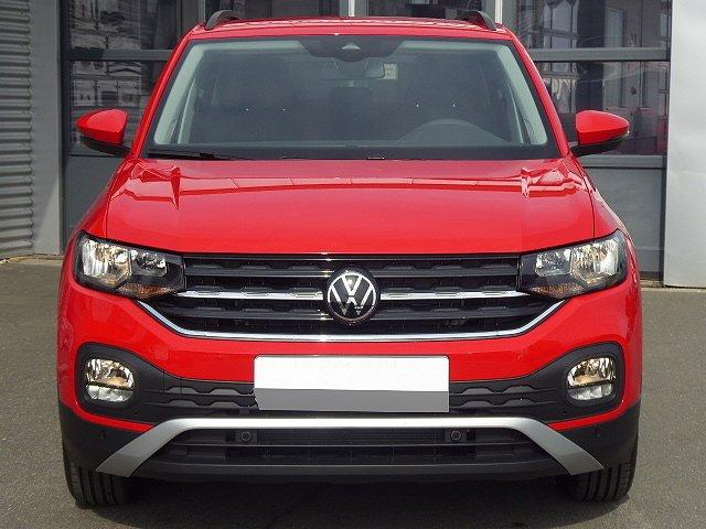 Volkswagen T-Cross - Life TSI +AHK+BLIND SPOT+ACC+LANE ASSIST