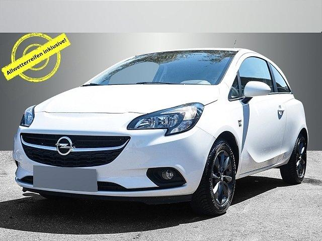 Opel Corsa - E 120 Jahre 1.4 Allwetter PDC Klima SHZ