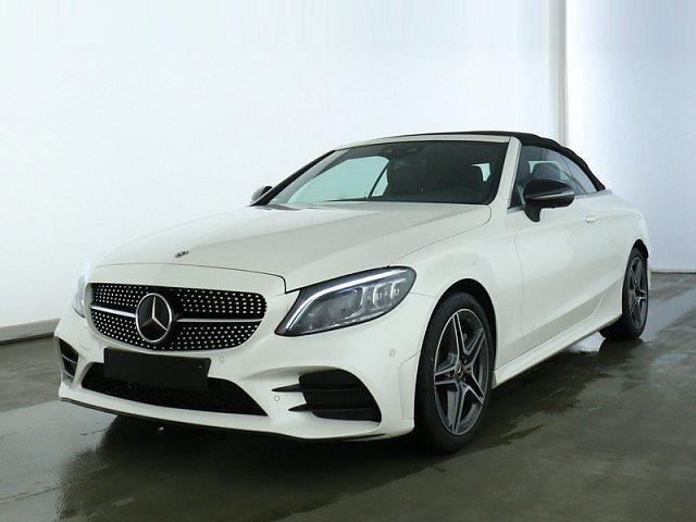 Mercedes-Benz C-Klasse - C 300 d Cabrio AMG Sport Night Soundsys Multibea