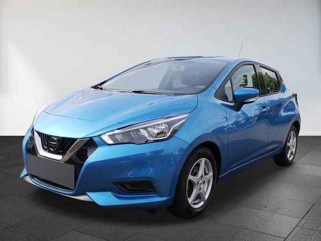 Nissan Micra - IG-T 100 Acenta Klima Alu GRA