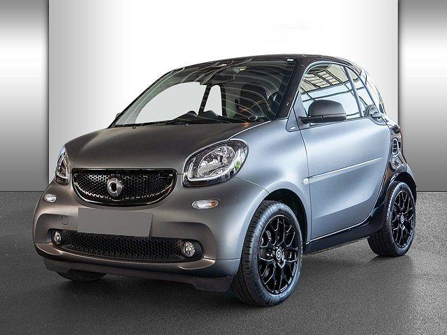Smart fortwo - 52 kW passion coolAudio Pano Bluetooth S