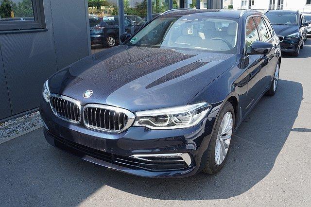 BMW 5er Touring - 520 d Luxury Line*Navi*Leder*HiFi*AHK*