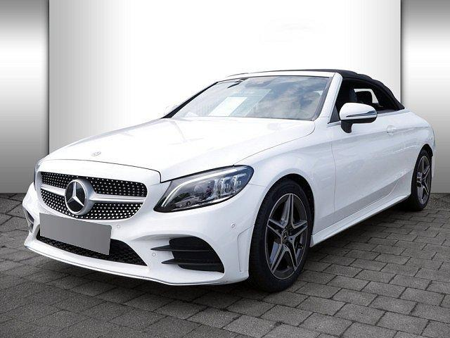 Mercedes-Benz C-Klasse - C 180 Cabrio AMG Line Multib Airscarf Kamera Spu