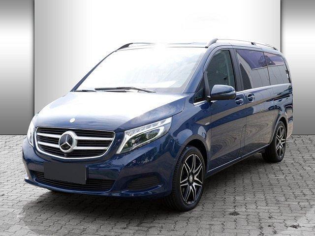 Mercedes-Benz V-Klasse - V 250 d BT Avantgarde Edition lang PTS NAVI LED