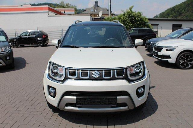 Suzuki Ignis - 1.2 Dualjet HYB 4X4 Comfort+Dach Schwarz