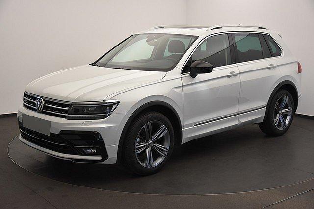 Volkswagen Tiguan - 2.0 TDI DSG IQ.DRIVE R-Line AHK/Standhzg/Pa
