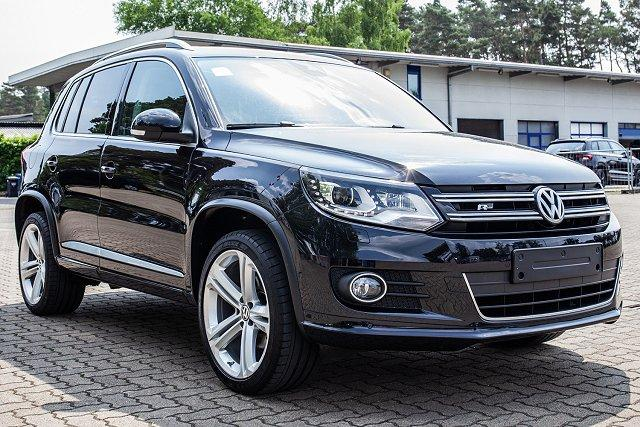 Volkswagen Tiguan - SPORTSTYLE 2.0TDI DSG *4-MO*R-LINE*VOLL*