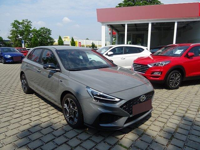 Hyundai i30 - FL 1.0 Turbo M/T (48V) N LINE Navipaket KAMERA+KLIMAAUTO+SHZ+UVM+
