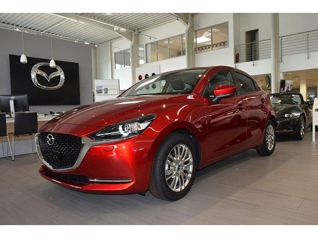 Mazda Mazda2 - 2 SKYACTIV-G 90 M Hybrid 6GS SPORT VOLL-LED Sitzheiz. Klimaauto.
