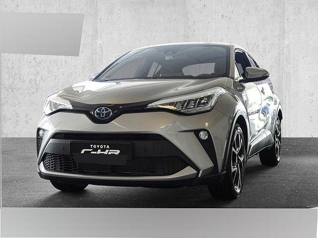 Toyota C-HR - 2.0 Hybrid 4x2 Team Deutschland LED Navi ACC Parklenkass. Rückfahrkam. Fernlichtass.