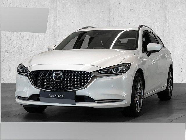 Mazda Mazda6 Kombi - 6 SK SKYACTIV-G 165FWD 6GS SPORTS S-PLUSPAK