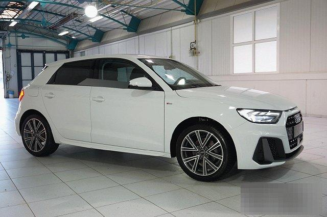 Audi A1 - 30 TFSI SPORTBACK S TRONIC LINE NAVI LED PDC LM17