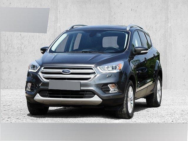 Ford Kuga - Titanium 2.0 TDCi Navi Keyless Parklenkass. Rückfahrkam. Allrad Panorama AHK-klappbar