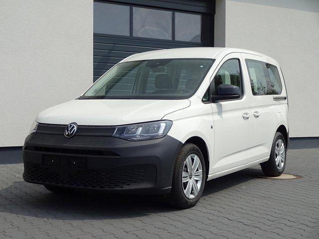 Volkswagen Caddy - 1,5 TSI BMT 84KW 4 Jahre 2021