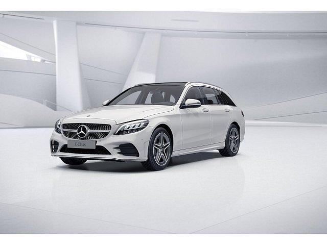 Mercedes-Benz C-Klasse - C 220 d 4M T AMG Sport LED Pano 360 Navi Spur-P