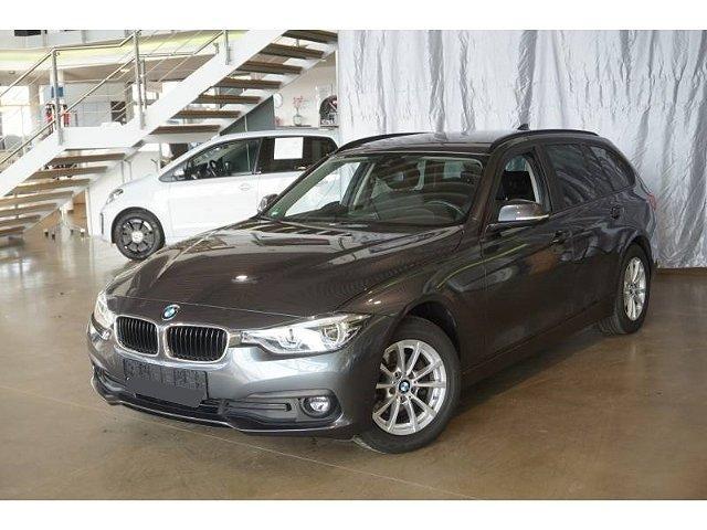 BMW 3er Touring - 318 d Advantage Steptronic LED Navi AHK SHZ BT