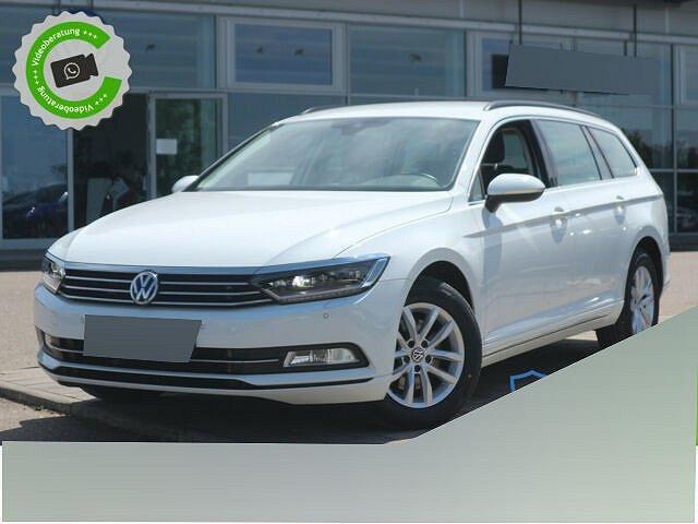 Volkswagen Passat Variant - 2.0 TDI DSG COMFORTLINE NAVI+LED+