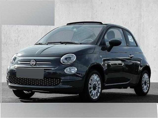 Fiat 500C - Serie 8 Hybrid - Lounge inkl. WKR DAB+, Klima, Apple LED-Tagfahrl. Multif.Lenk. RDC Temp