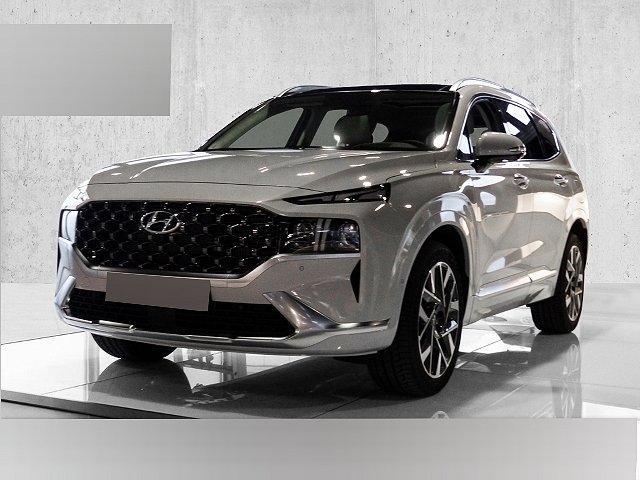 Hyundai Santa Fe - Signature 4WD 2.2 CRDi EU6d 7-Sitzer Leder Nav