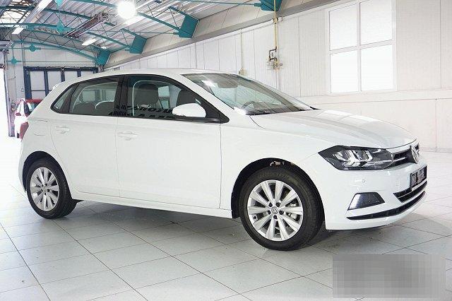 Volkswagen Polo - 1,6 TDI SCR 5T COMFORTLINE NAVI KLIMA LM16