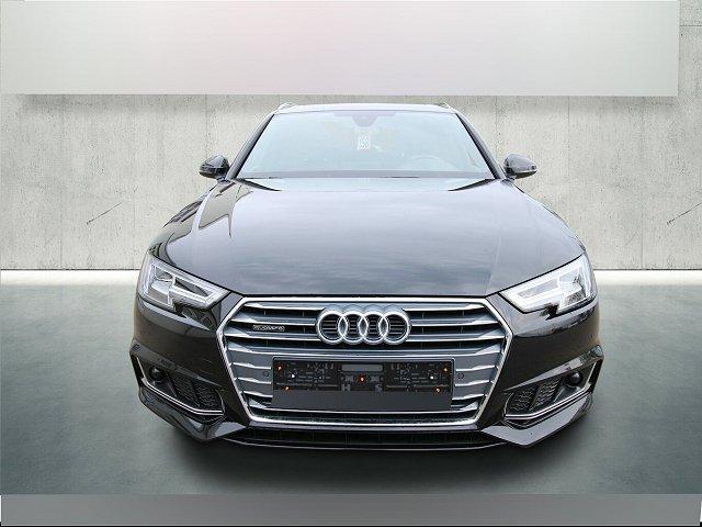 Audi A4 Avant - 40 TDI quattro sport plus PANO-DACH+LED