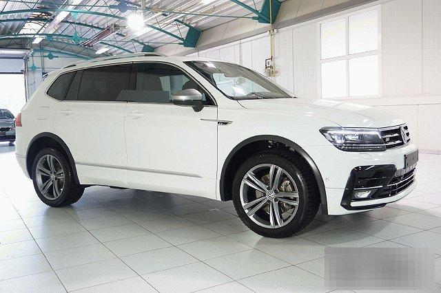 Volkswagen Tiguan Allspace - 2,0 TDI SCR 4MOTION DSG HIGHLINE R-LINE 5-SITZER NAVI LED PANO ACC LM19